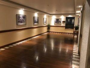 客室のエレベーターホール2