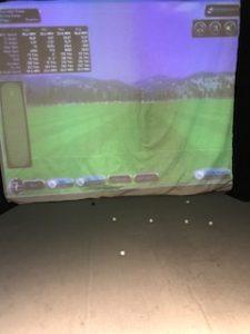バンコクでゴルフの練習