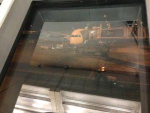 バンコクに駐機中のB787