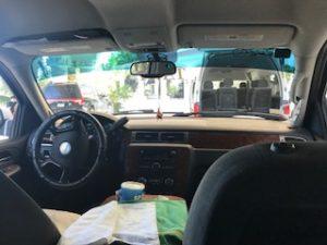 カンクンのタクシー
