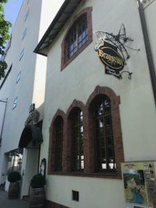 ダルムシュタットで有名なビアホール