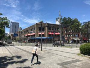 横浜のスカンディア