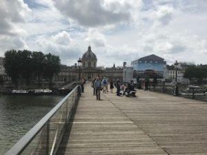 セーヌ川に架かる橋