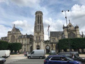 ヨーロッパ風の建物