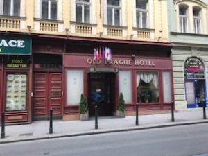 オールド・プラハ・ホテル