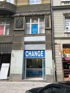 プラハの両替所