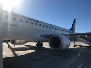 ルフトハンザの機体