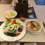 3日めのホテルの朝食