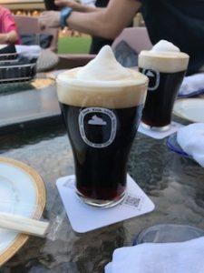フローズン黒ビール