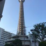 横浜マリンタワー全景