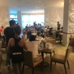 カオスな朝のハイアットプレイス食堂