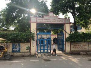 バラナシの小学校