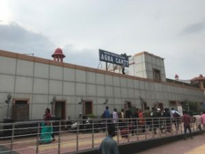 Agra Cantt station