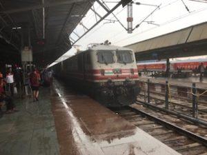 タージマハルの観光列車