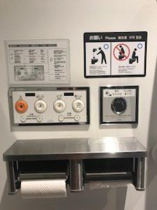 日本のハイテクトイレ