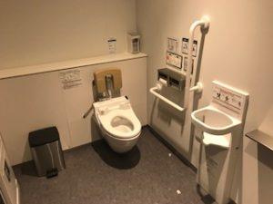 日本の綺麗な整ったトイレ