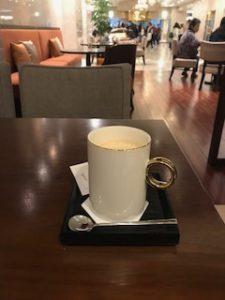 コーヒーが12000ウォン