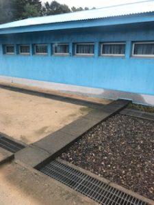 北朝鮮と韓国の国境