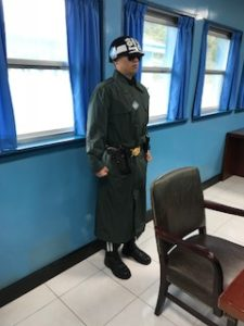 韓国軍兵士