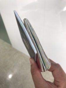 新旧パスポート比較